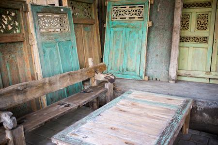 mas: Wood carving, Mas, Bali, Indonesia, Asia Stock Photo