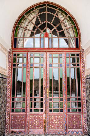 the El Badi Palace, Marrakech (Marrakesh), Morocco, North Africa
