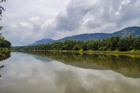 Kerala Lake view
