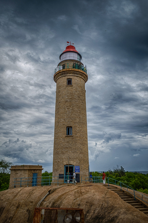 mamallapuram: Lighthouse