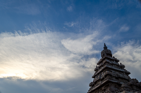 Mahabalipuram Seashore Temple