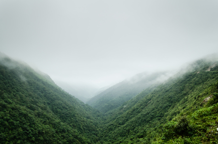arunachal pradesh: One among many valleys located in Arunachal Pradesh.