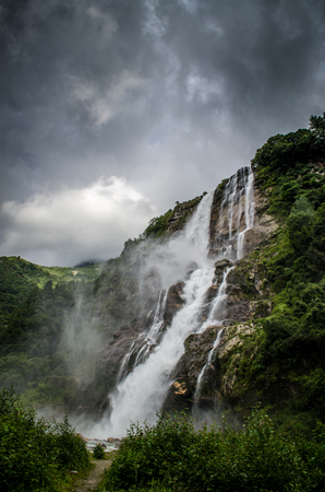 waterscapes: Waterfall
