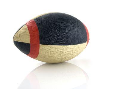 pelota rugby: Para reproducir una Liga de Rugby