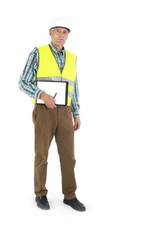 contrema�tre: l'inspection du travail sur le lieu de construction