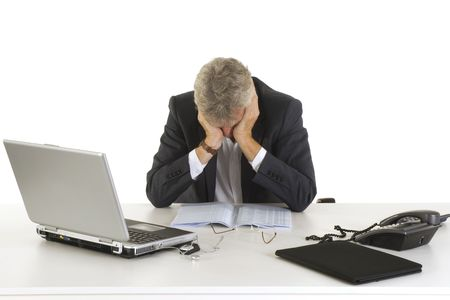 ceo is crying because of the bad results