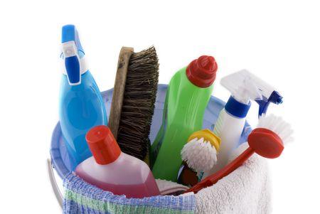 launder: un cubo para la limpieza de herramientas de todo