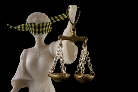 malefactor: Justice at the balance for legal rights