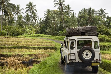 jeep: adventure in Indonesian