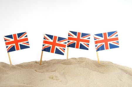 beach in England Stock Photo - 3633148