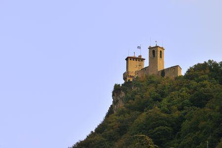 sammarinese: Castle in Repubblica di San Marino