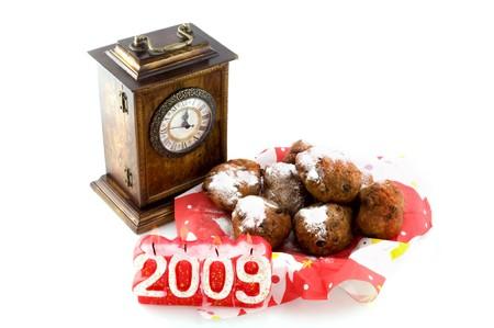 dutch culture: Dutch culture at new years eve