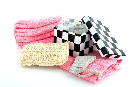 fregando: lavado para se�oras Foto de archivo