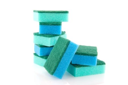 sort: cleaning sponges for a sort of use