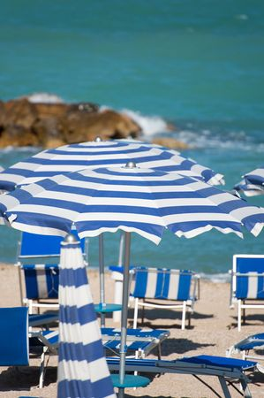 recanati: Porto Recanati summer at the beach