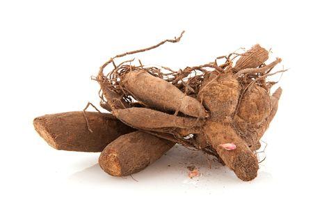 rutabaga: Dahlia rutabaga for use in the garden Stock Photo