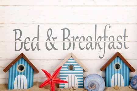 Bed and breakfast at the coast photo