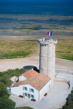 Ile de Re - The old museum at the north coast