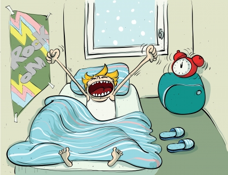 cansancio: Winter Sleep