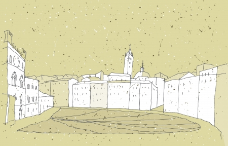 sienna: Sketching Historical Architecture in Italy  Sienna