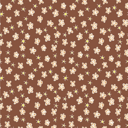 repetitive: Floral Seamless Pattern  repetitive  on dark red background   Illustration