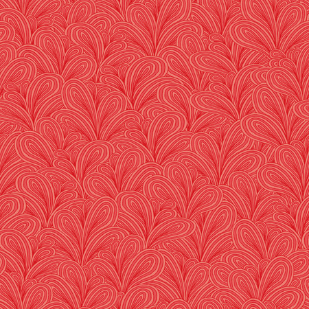 salat: Floral seamless pattern in colors is hand drawn composition.
