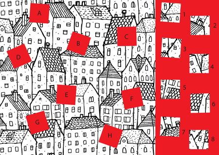 Solution in hidden layer Illustration