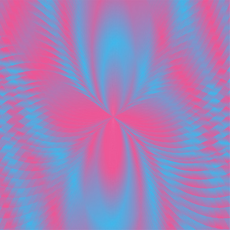 overflows: Abstract colored background. Overflows blue and pink colors. Vector illustration.
