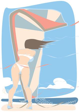 kiteboarding: kiteboarding wind