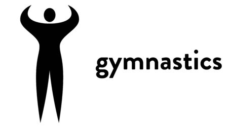 Vector banner with an icon of a strong muscular athlete with text headline. Modern flat sport athlete body icon, pictogram Illusztráció