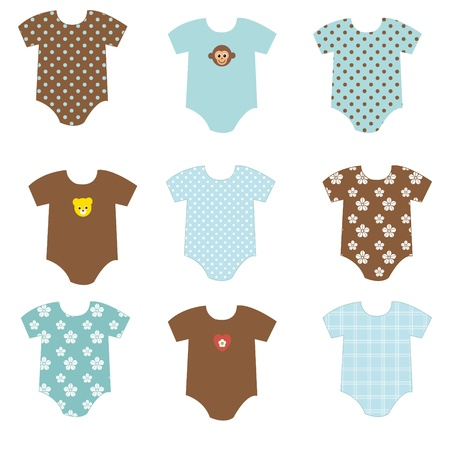 baby boy clothes Stock Photo - 9685078