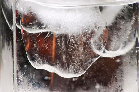 prosit: Ice and water
