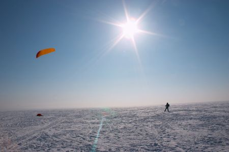 Ski-vliegeren
