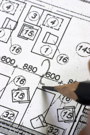 Correction construction blueprints
