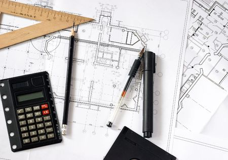 devise: Construction blueprints and drawing tools