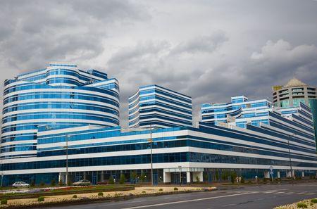 residential settlement: Residential settlement, Astana, capital of Kazakhstan Republic