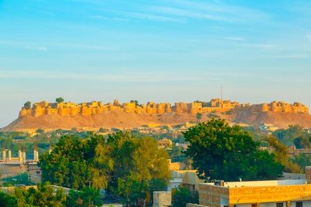 jaisalmer: Jaisalmer Fort