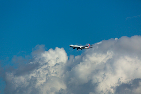 Airbus A330 approach and landing
