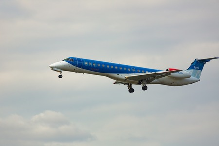 Embraer Flybmi approach Editorial