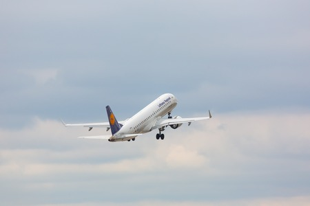 Embraer Lufthansa takes off