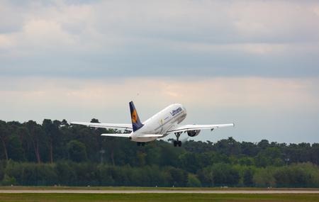Airbus Lufthansa takes off Editorial