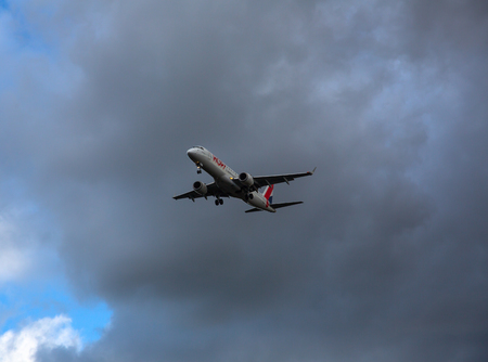 Embraer ready for landing