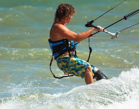 Extreme Sports Kitesurfing