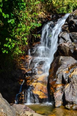 ra: Thailand waterfall name Mae ra meing