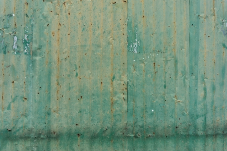 Background texture of Zinc roofing  Stock Photo