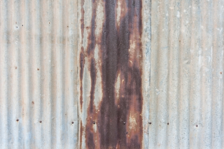 roofing: Background texture of Zinc roofing  Stock Photo