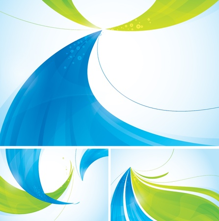 whirl: Abstract background abstract background collection  available in 5 different colors in CMYK mode, choose your own
