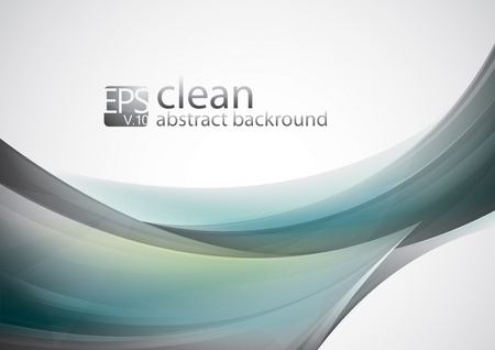 Clean Abstract Background  Series of clean abstract background, suitable for your design element   Ilustração