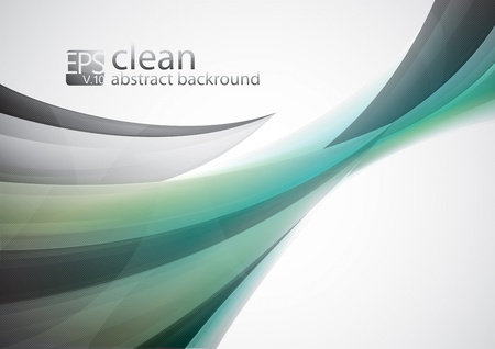 Clean Abstract Background  Series of clean abstract background, suitable for your design element Stock Vector - 14474028