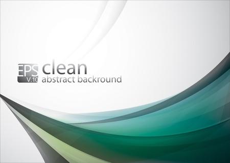 Saubere Zusammenfassung Hintergrund Serie von sauberen abstrakten Hintergrund, passend f�r Ihren Design-Element Dateiformat EPS 10